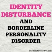 identity disturbance borderline perosnality bpd