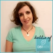 Image of Debbie of DBT Path