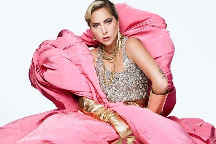 Elle Magazine Lady Gaga